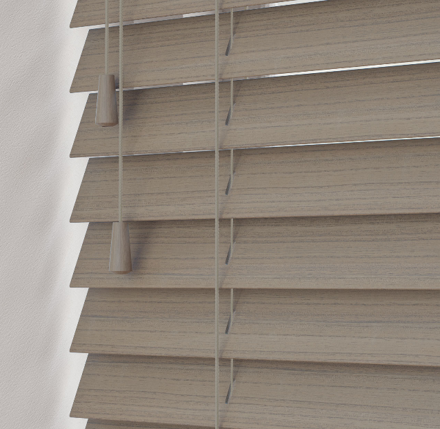 50mm Decora Faux Wooden Venetian Blind